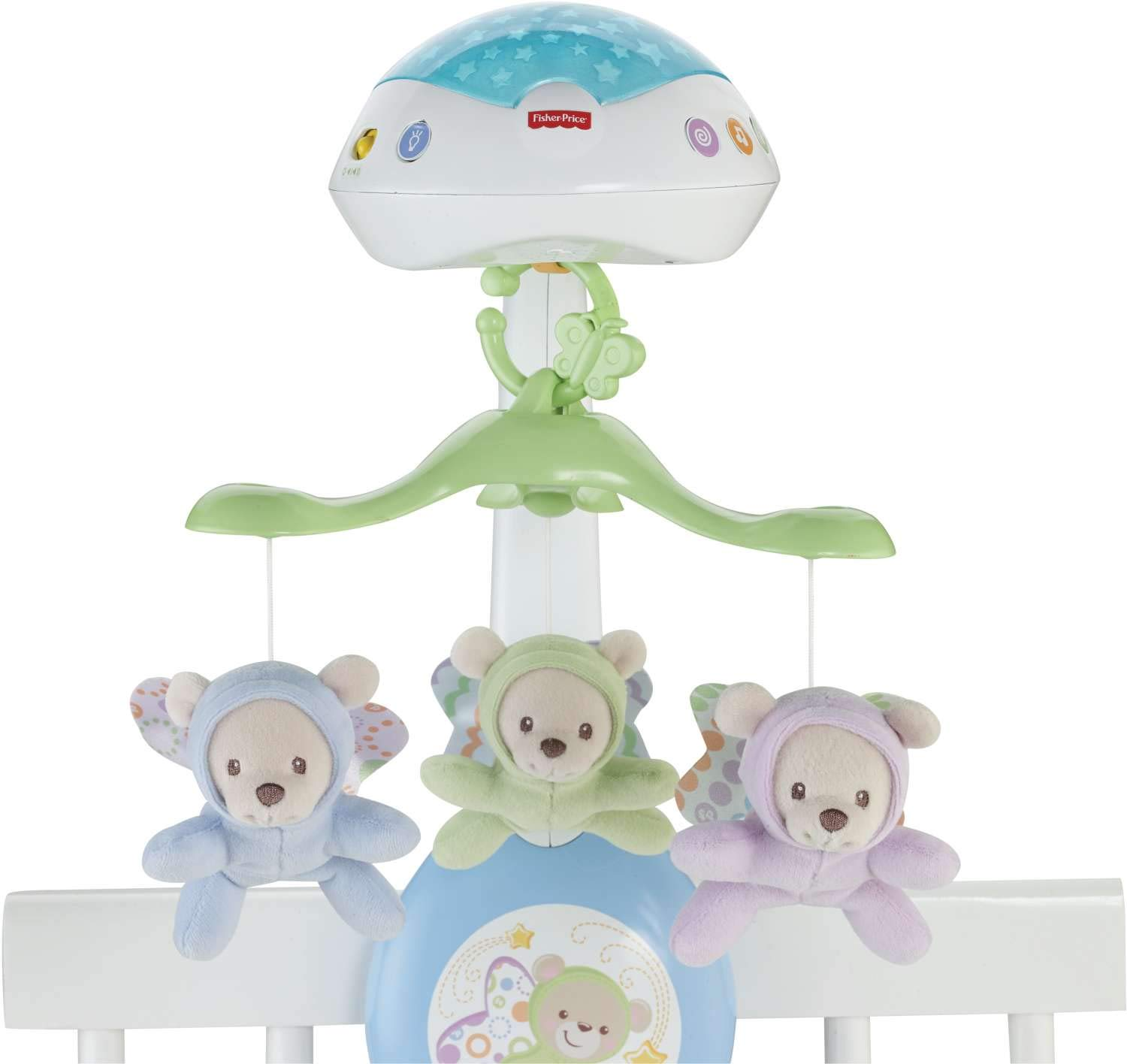 Fisher-Price Butterfly Dreams 3-in-1 Projection Mobile Exclusive