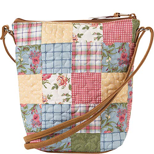 Penny Sharp Quilted Bag Patch Sunny Donna n5YvwSqvZ