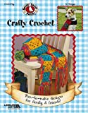 Gooseberry Patch Crafty Crochet, Gooseberry Patch, Leisure Arts, 1574868500