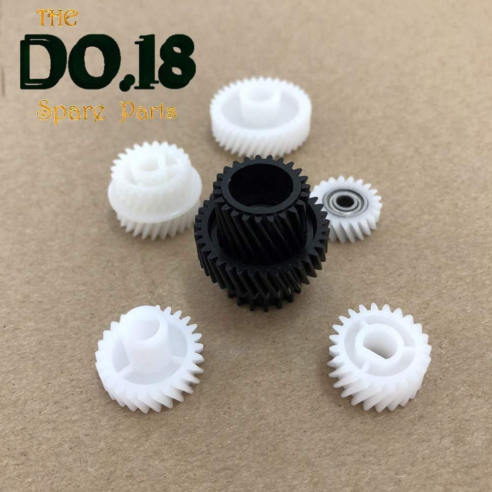Printer Parts 5SETS Developer Gear Set Yoton 600 Developing Gear Kit for K0nica Minolta Yoton 600 601 750 751 by Yoton (Image #5)