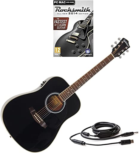 Rocksmith Ubisoft Rocksmith 2014 pc y MAC + Eagletone Riverside EQ ...