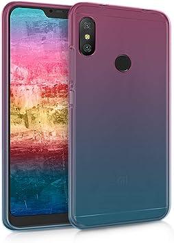 kwmobile Funda para Xiaomi Redmi 6 Pro / Mi A2 Lite: Amazon.es ...