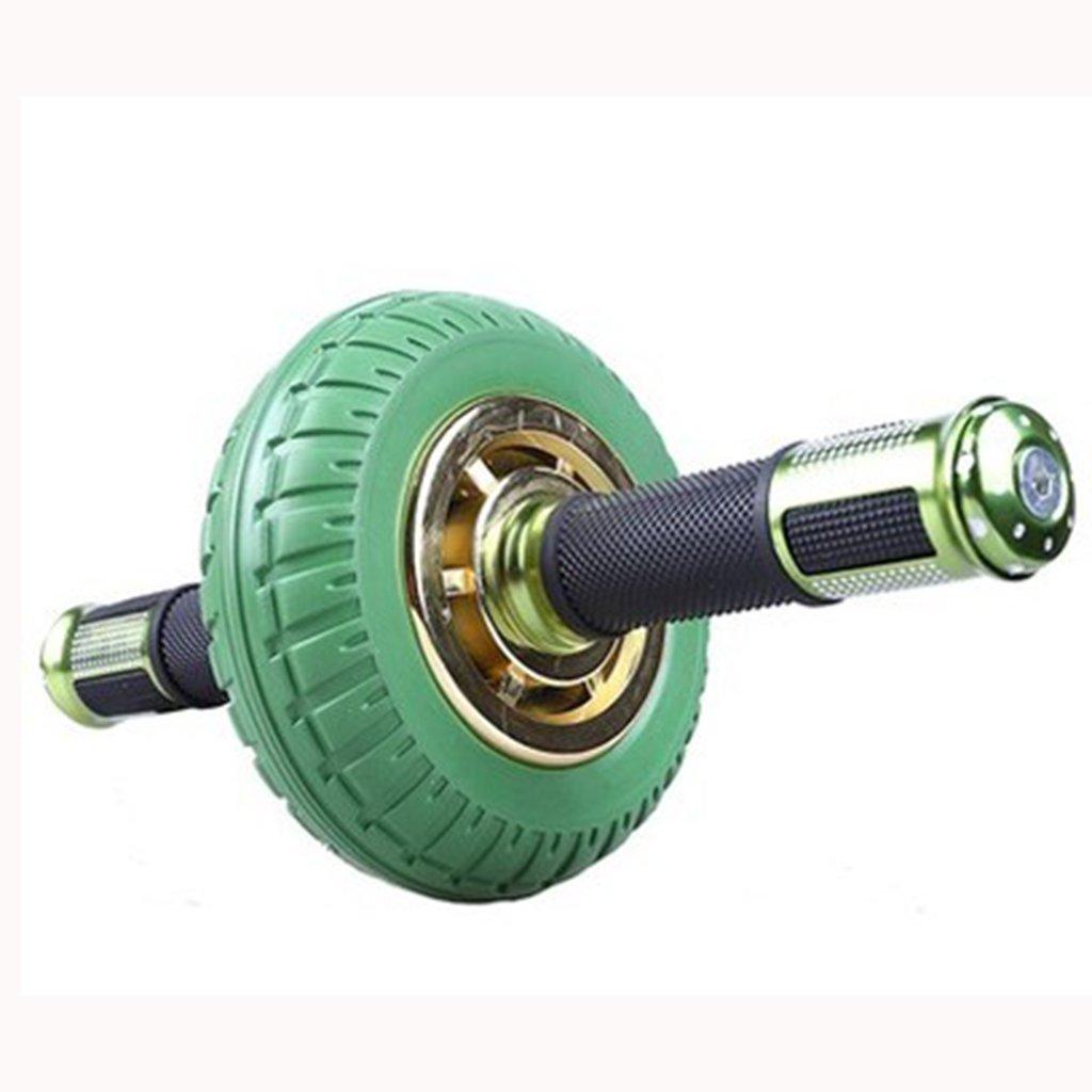 Männer und Frauen abdominale Übung Fitnessgeräte Doppeltes Lager Ultra-leise (Farbe    5)