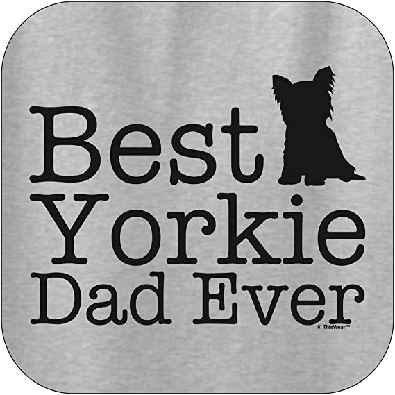 wonderful pet lover Worlds Best Yorkie Dad Running Shoes-Fathers Day Special