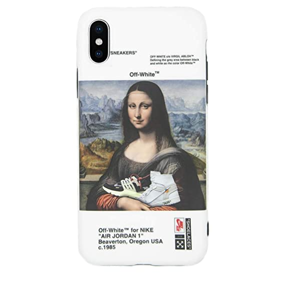 153a57e9ebb7d Mona Lisa x Sneakerhead Logo Protective Premium Hard Case for Apple iPhone  (iPhone 6+/6s+)