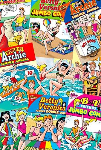 Archie Comics Classic Summer Book Bundle (7 Books) from Archie Comics