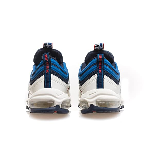 Nike Air Max 97 SE (Ossidiana Università Red Sail Blue