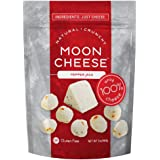 Nutradried Creations - Moon Cheese - Pepper Jack 12-Bag Case