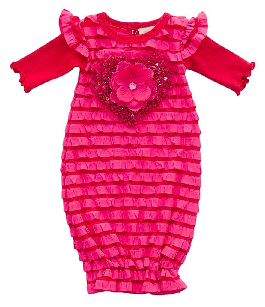 【返品不可】 Haute Baby 0-3M APPAREL ベビーガールズ 0-3M Haute レッド B00I49EGAY/ピンク B00I49EGAY, ウォーキンビレッジ:c95479b5 --- a0267596.xsph.ru