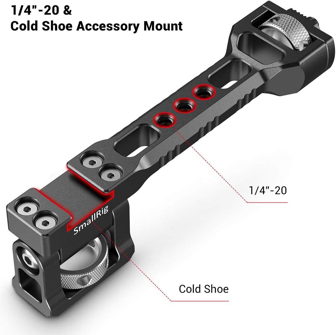 2386 SMALLRIG Tilt Monitor Mount pour DJI Ronin-S//Ronin-SC//Zhiyun Crane 3//WEEBILL Lab//WEEBILL-S
