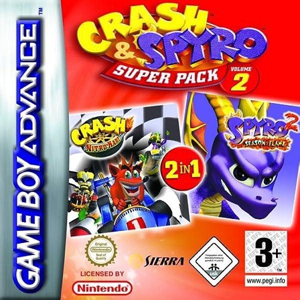 Crash & Spyro Superpack 2: Amazon.es: Videojuegos