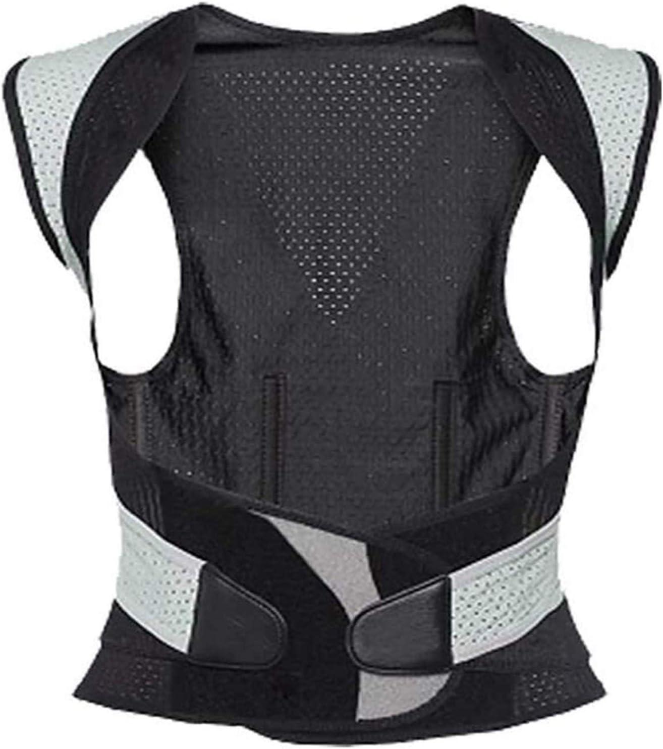 Órtesis de espalda Universal for adultos de Corrección soportes de la espalda jorobada cinturones for los niños de los hombres y corrección de la postura Jorobado de las mujeres correa de cintura for