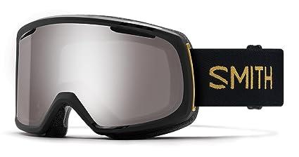 d10ece899ab7 Smith Optics Riot Goggle - Women s Black Firebird Frame ChromaPop Sun  Platinum Mirror Yellow