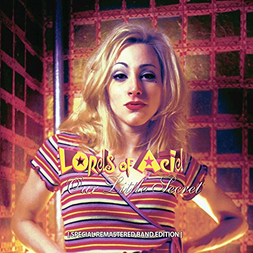 Lords of acid deep sexy space lyrics