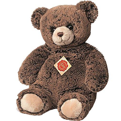 (Hermann Teddy Collection 913061 36 cm Dark Brown Teddy Plush)