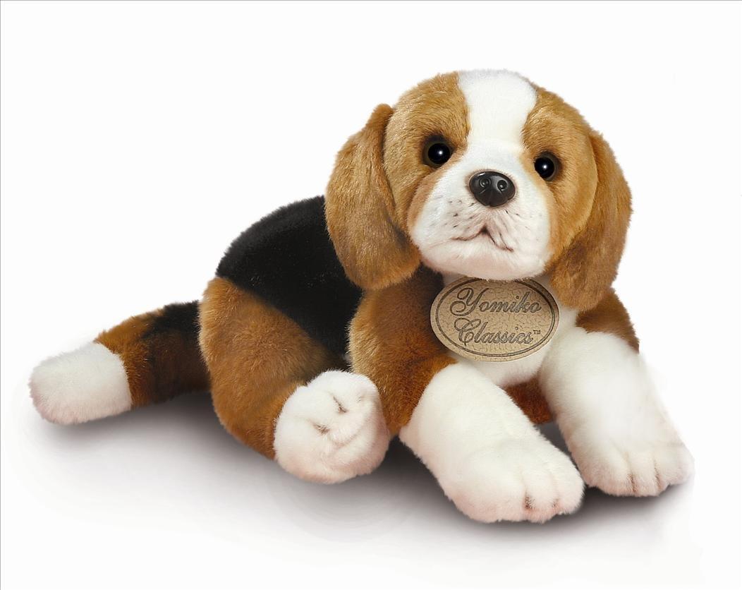 amazoncom yomiko yomiko beagle by russ toys  games -
