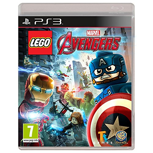 marvel games for ps3 - 1
