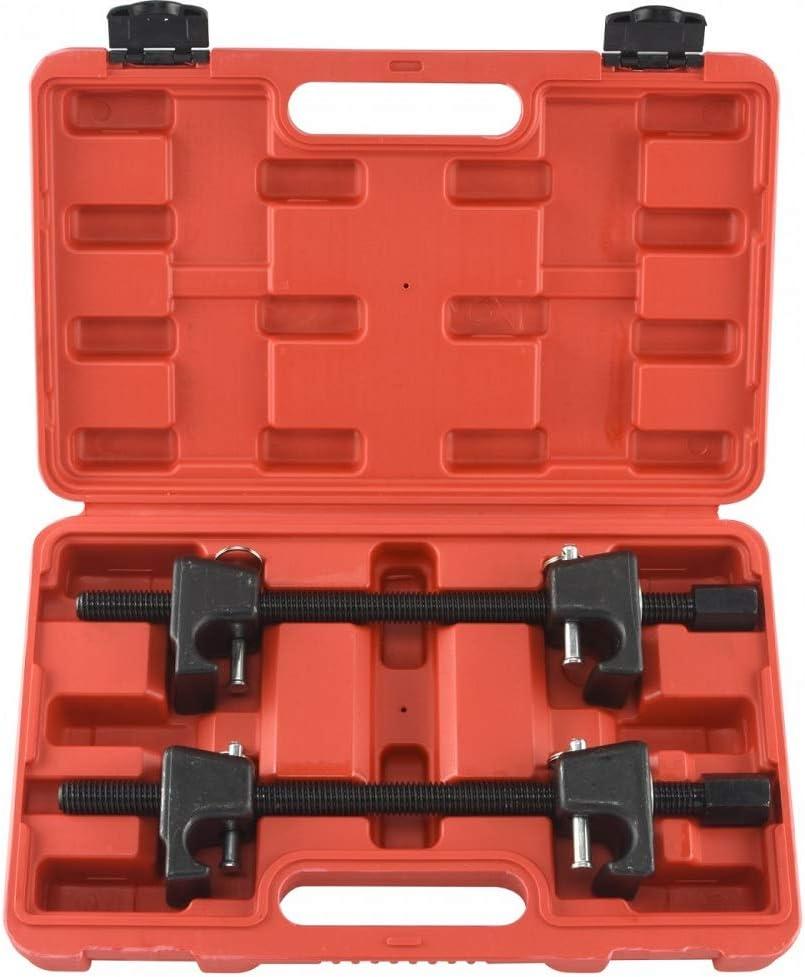 1st Web Sales 2pc Macpherson Strut Coil Spring Compressor Set Tool Kit Install Remove Shock