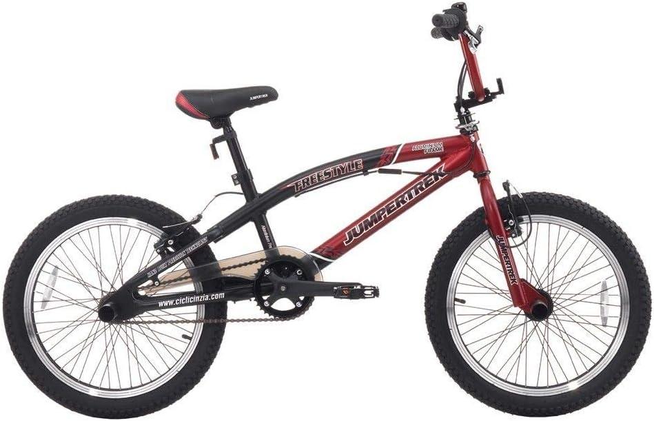 CINZIA - Bicicleta de 20 Pulgadas BMX Freestyle Rock Boy de ...