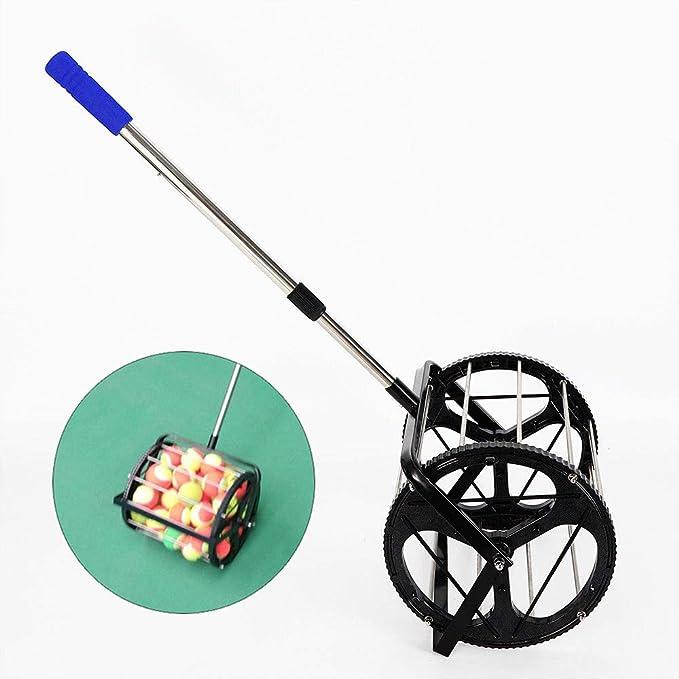 Amazon.com: Tennis Ball Picker, Portable Durable Convenient ...