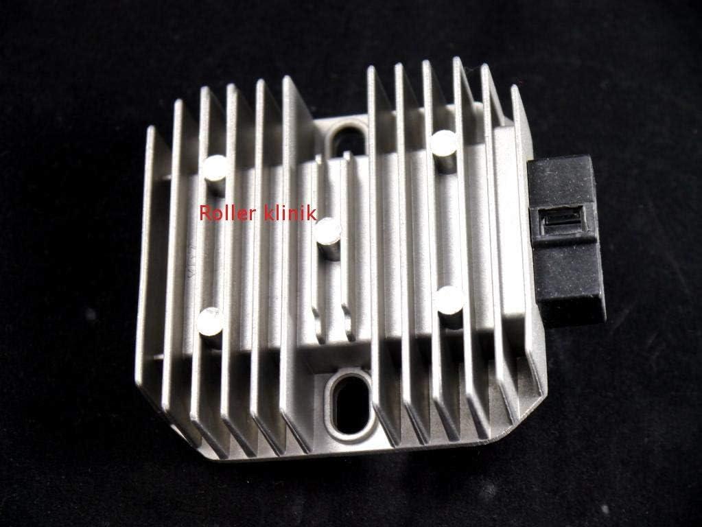 Regler Spannungsregler GY6 f/ür Retro Roller Motor Scooter 12V 6-PIN ZNEN 125ccm