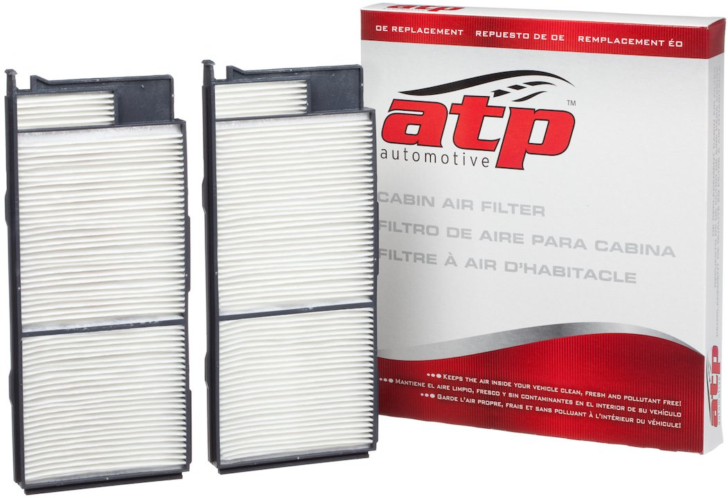ATP Automotive CF-107 White Cabin Air Filter by ATP Automotive