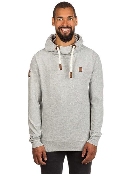 Sweater Hooded Men Naketano Deutsche & Albaner VIII Hoodie