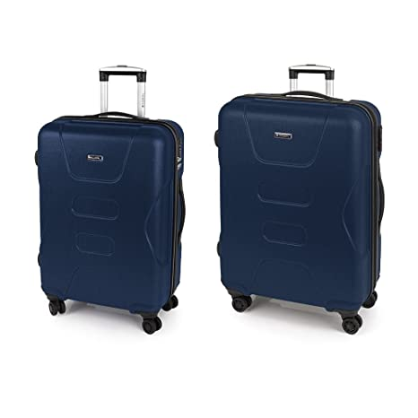 Set 2 Maletas M-L Custom Gabol Azul