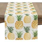 SARO LIFESTYLE Pineapple Collection Days Runner/3053.M1672B, 16'' x 72'', Multi
