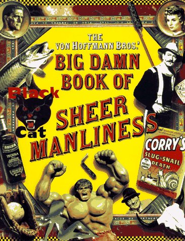 The Von Hoffmann Bros  Big Damn Book Of Sheer Manliness