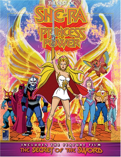 (The Best of She-Ra - Princess of Power)
