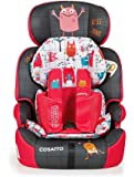 Cosatto Zoomi Group 123 Car Seat, Monster Miss, 9-36 kg