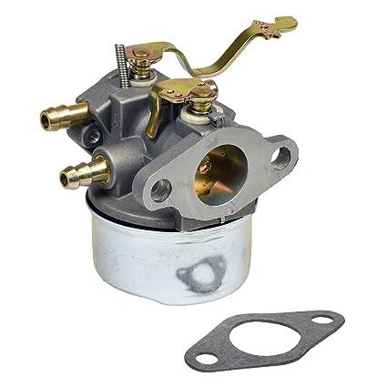 Amazon com : AlveyTech Carburetor 640305/640346 for Tecumseh