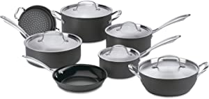 Hard Anodized vs Stainless Steel Cookware - Which One is the Best 3