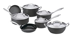 Best 5 Cuisinart Non Stick Cookware Reviews of 2021 5