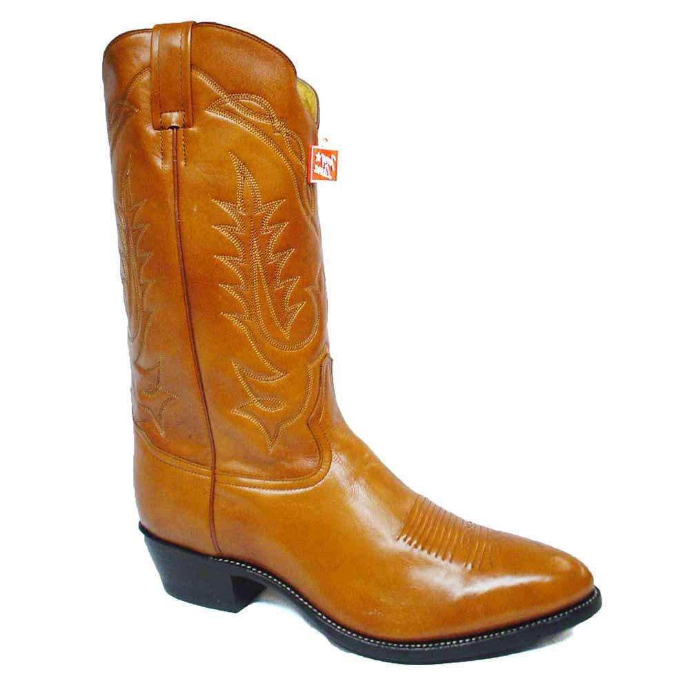 Tony Lama Western Boots Style #VM2903 Men/'s Pampas Suntan 12 EE