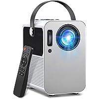 Retrolife 5500-Lumens Portable Video Projector