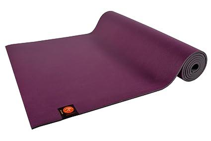 Alfombra para yoga Eco-Mat – 185 cm x 63 cm x 6 mm, látex ...