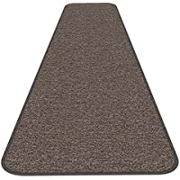 Skid-resistant Carpet Runner - Pebble Gray - 24 Ft. X 27 In. - Many Other Sizes to Choose From