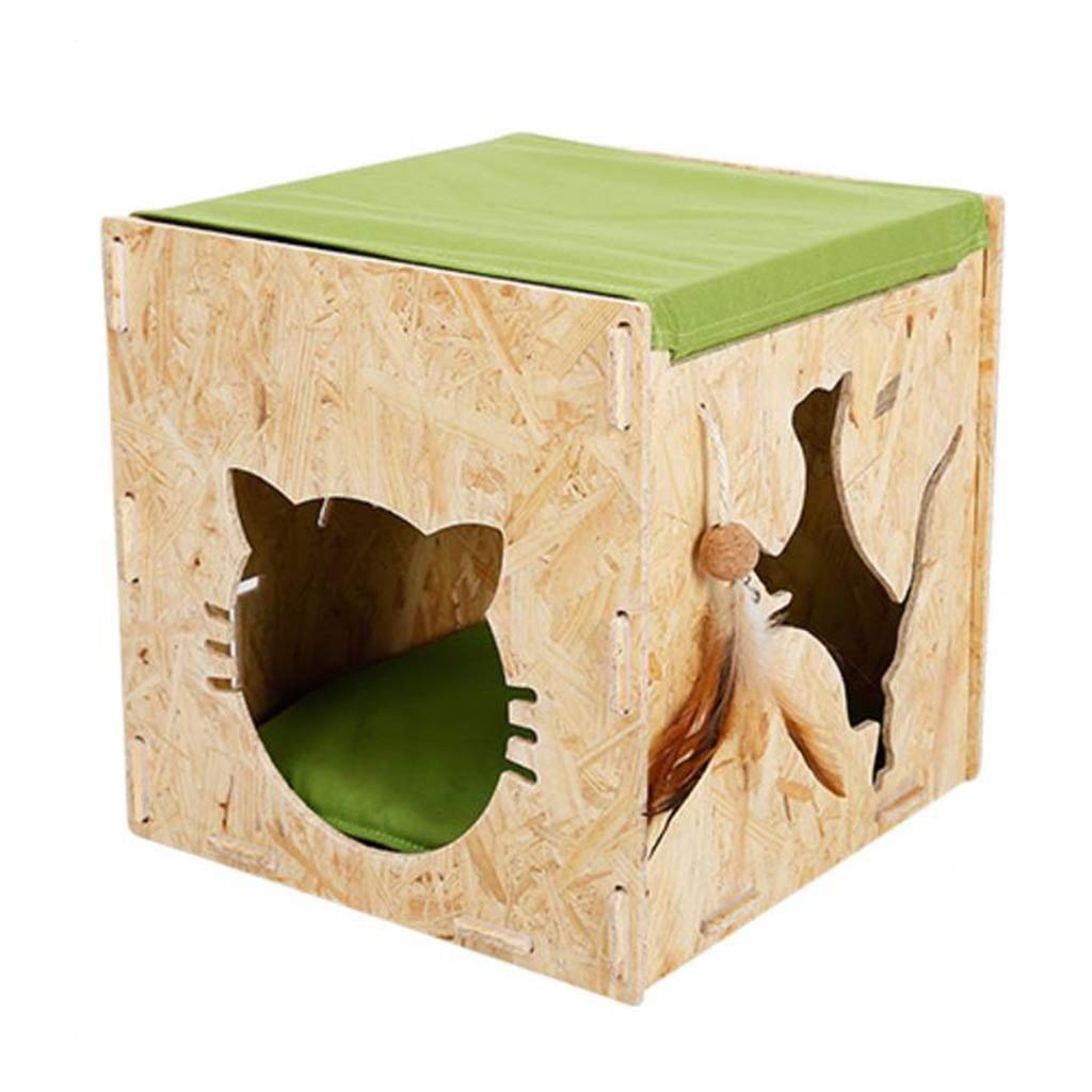 Pet Wo Cat House Cat Bed Multifunctional