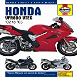 Honda VFR800 VTEC, '02 to '05, Matthew Coombs and Ken Freund, 1844257991