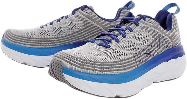 HOKA ONE ONE Mens Bondi 6 Running Shoe: Amazon.es: Zapatos y complementos