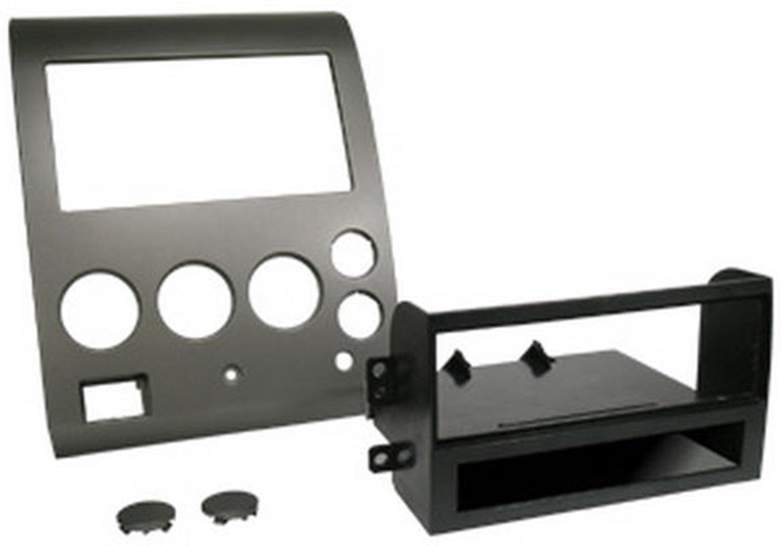 SCOSCHE NN1451B 2004-05 Nissan Armada/Titan Double DIN or DIN w/Pocket Install Dash Kit
