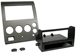 SCOSCHE NN1451B 2004-05 Nissan Armada/Titan Double DIN or DIN w/Pocket Install Dash Kit