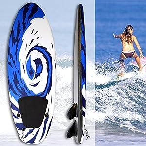 Surfboard Surf Board Standup Board (Blau)