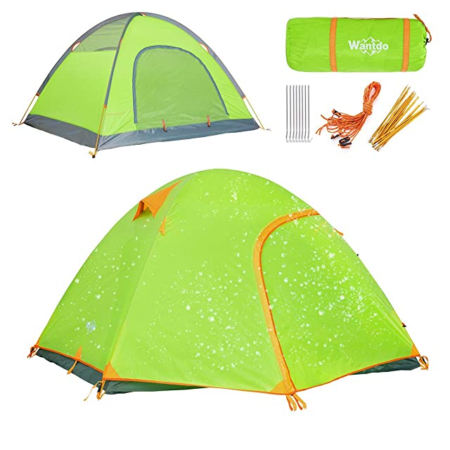 Wantdo Lightweight Backpacking Tent