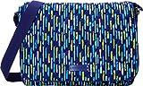Vera Bradley Women's Laptop Messenger Katalina Showers Crossbody Bag