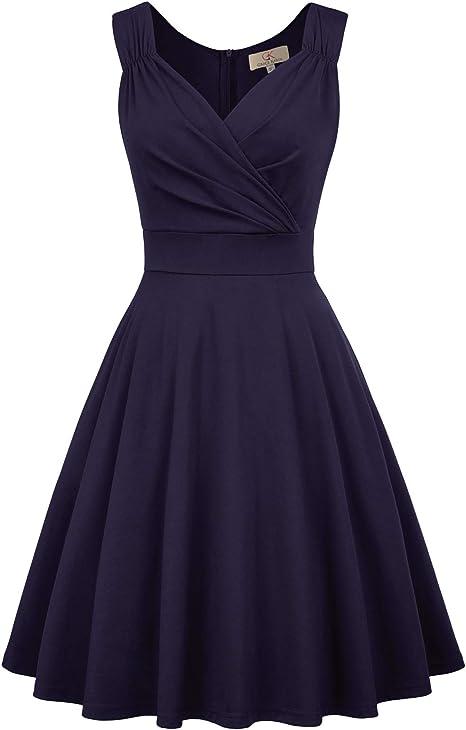 swing etuikleid marine damen bekleidung kleider etuikleider dunkelblau