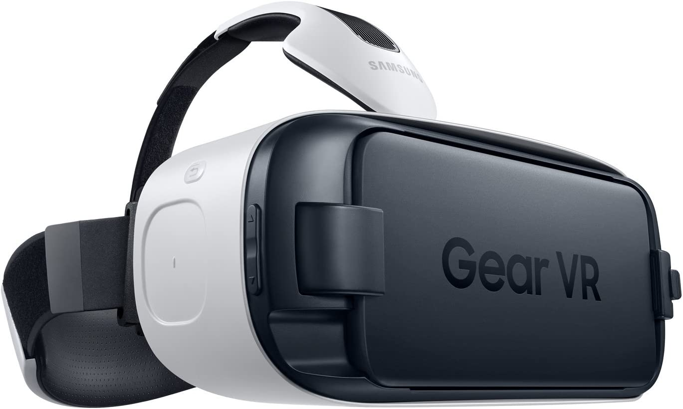 Samsung Gear VR Innovator Edition Virtual Reality for Galaxy S6 and Galaxy S6 Edge (Discontinued by Manufacturer)