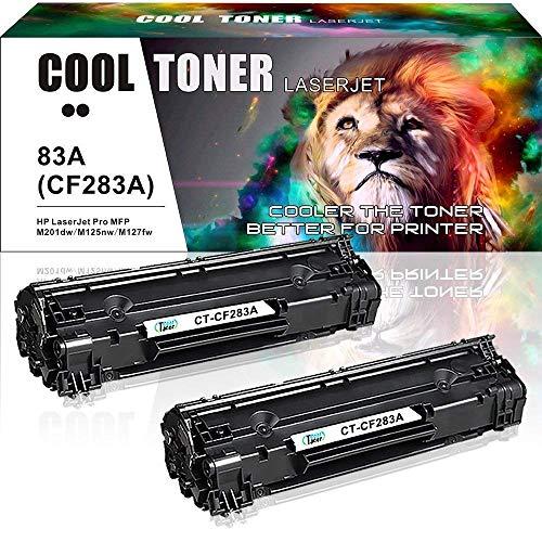 Cool Toner Compatible Toner Cartridge for HP 83A CF283A M225